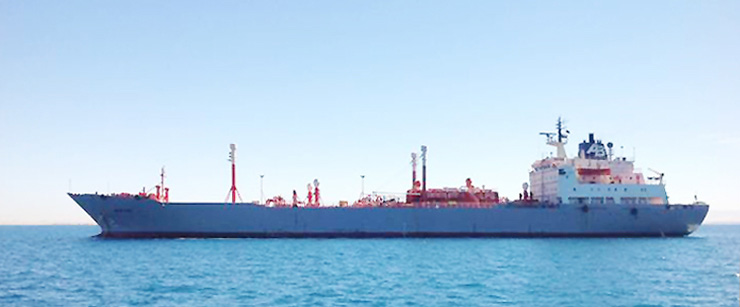 Following vessels purchased ramagas